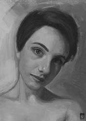 Portrait by Russtiel