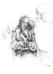 Captain Jack by TomRaney