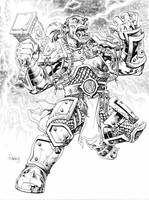 Thrall by TomRaney