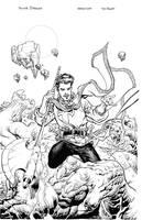 Dr Strange variant.cover by TomRaney