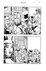 Infinite Crisis.04.03 by TomRaney