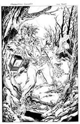 Frankenstein by TomRaney