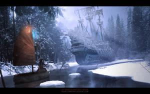 Le Samourai des Mers by slempens