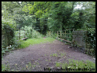 Iron Bridge 2 by Cashub