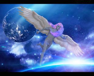 Volatile Angel by bluebabylove