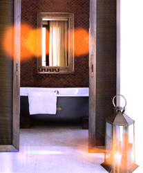 Bathroom by bluebabylove