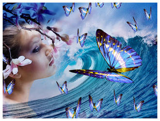 The Butterfly Effect by bluebabylove