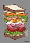 Sandwich by SuperRum