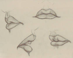 Lips by sociaLvAmpyres