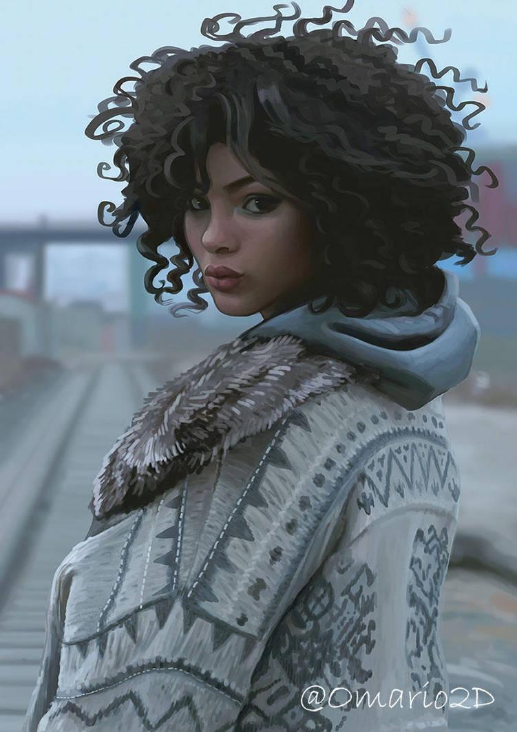 (160) Curls by Omario2d