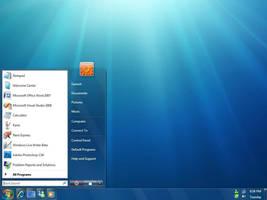 Windows 7 theme for Vista by ganesh-india