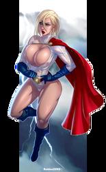 Power Girl by RaidouZERO