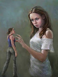 Curious by SteveDeLaMare