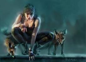 Prowlers by SteveDeLaMare