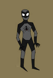 Spiderfiend by sad-and-gay