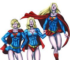 Commission : Supergirl by artoftheman