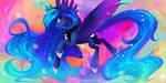 Princess Luna by Wilvarin-Liadon