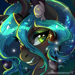 Queen Chrysalis [2] by Wilvarin-Liadon