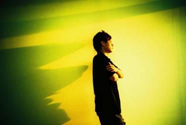 yellow shadow by santa019