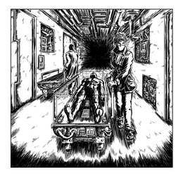 Ultima Frontiera Shorts - To Sleep, To Dream 02 by GaetanoMatruglio