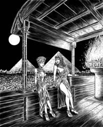 Latest work: Horror Short Sneak Peek 02 by GaetanoMatruglio