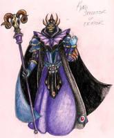 King Skeletor by machinitess