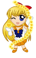 Chibi Sailor Venus by CardcaptorKatara