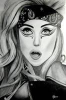 Lady Gaga - Judas by Razias