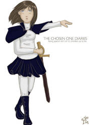 The Chosen One Diaries by veritane