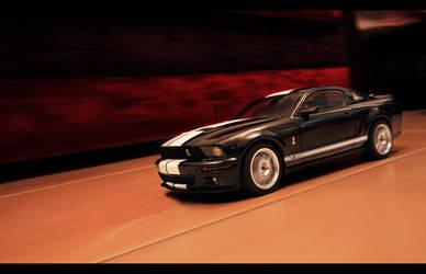 AutoArt Shelby Gt500 RigShot by Maxiuae