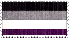 asexual stamp by zuniStamps