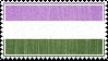 genderqueer stamp by zuniStamps