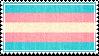 transgender stamp by zuniStamps