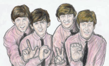 The Beatles - Love by gagambo