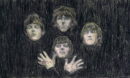 The Beatles on Bohemian Rhapsody (Help! edition) by gagambo