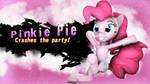 Pinkie Pie Arrives! by SourceRabbit