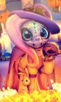 Dia de Muertos by SourceRabbit