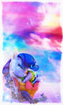 Mother Universe by SourceRabbit