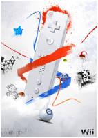 Wii by mushir