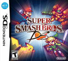 Super Smash Bros. DS by mushir