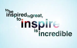 To Inspire by mushir