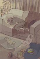 Sleep... by nishikado