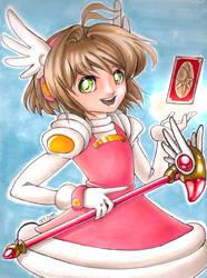 Sakura! by lauralaima