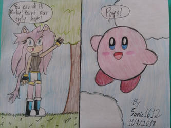 Yay Kirby!! by Sonic1612