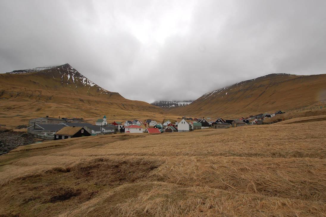 Faroes in March by kg177
