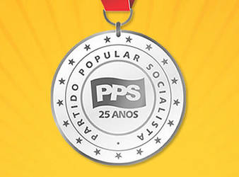 Orgulho dos 25 anos do Partido Popular Socialista by FernandoGaebler
