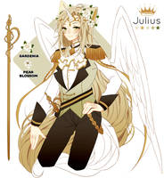 King Julius by Buru-Chii