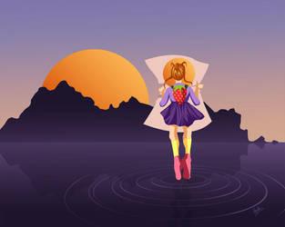 Destination Sun by Lambii