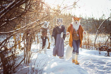 Rusfurrence 2015 by OmegaLioness