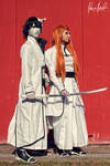 Orihime x Ulquiorra - On the edge of the sword by Asteria91